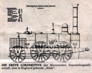 Förderkreis Bahnhof Belvedere, Köln, rheinische Eisenbahngesellschaft