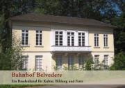 Förderkreis Bahnhof Belvedere, Publikationen